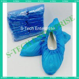 ถุงคลุมรองเท้าพลาสติก (DP-001)